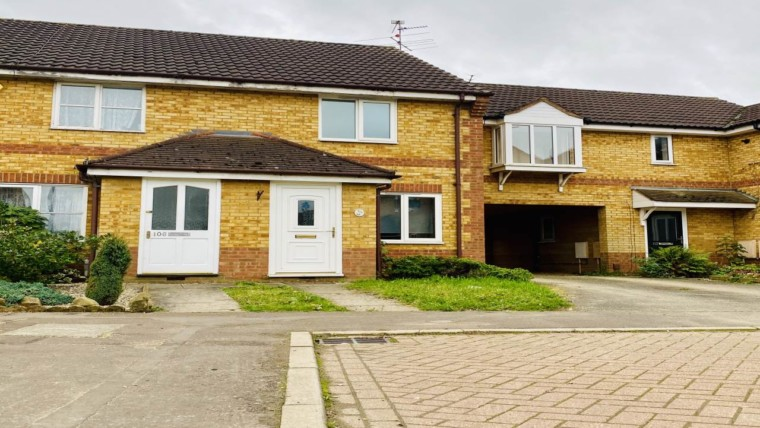 Meadenvale, Parnwell, Peterborough